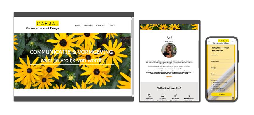 Websites bouwen